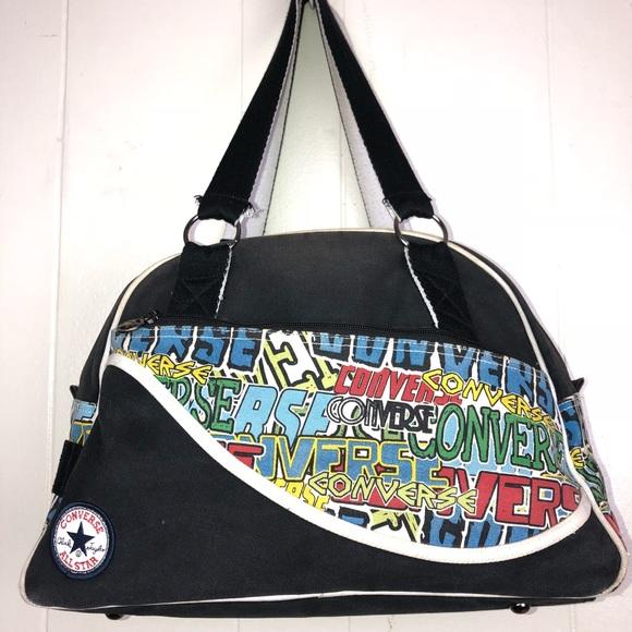 679ecc4322f3 Converse Other - Graffiti chuck Taylor all star Converse bag rare